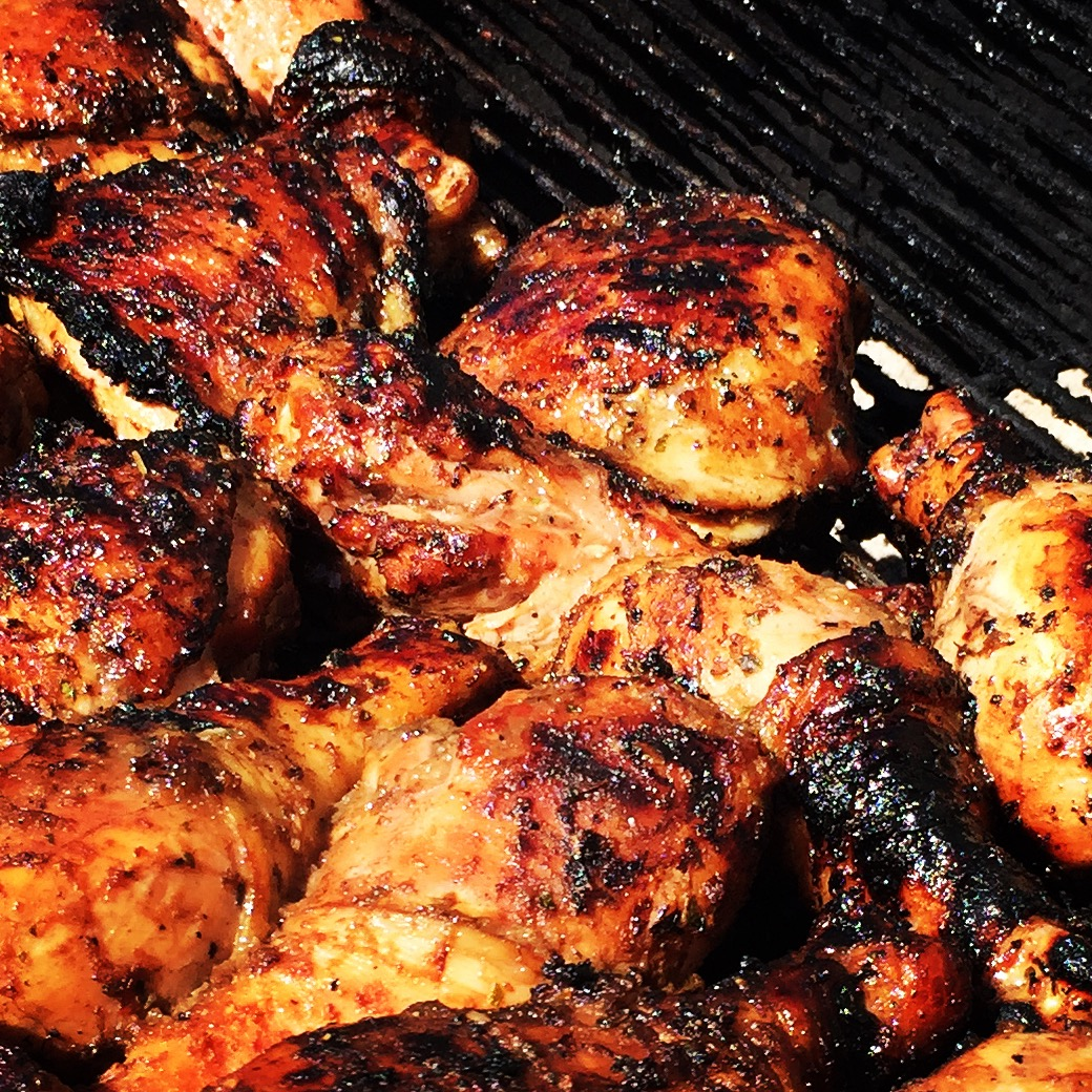 how to cook real jerk chicken